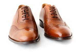 De belles chaussures, ça s'entretient !