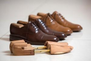 Embauchoirs et chaussures sont complémentaires
